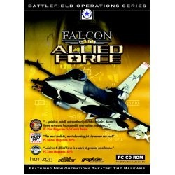 Falcon 40 Allied Force
