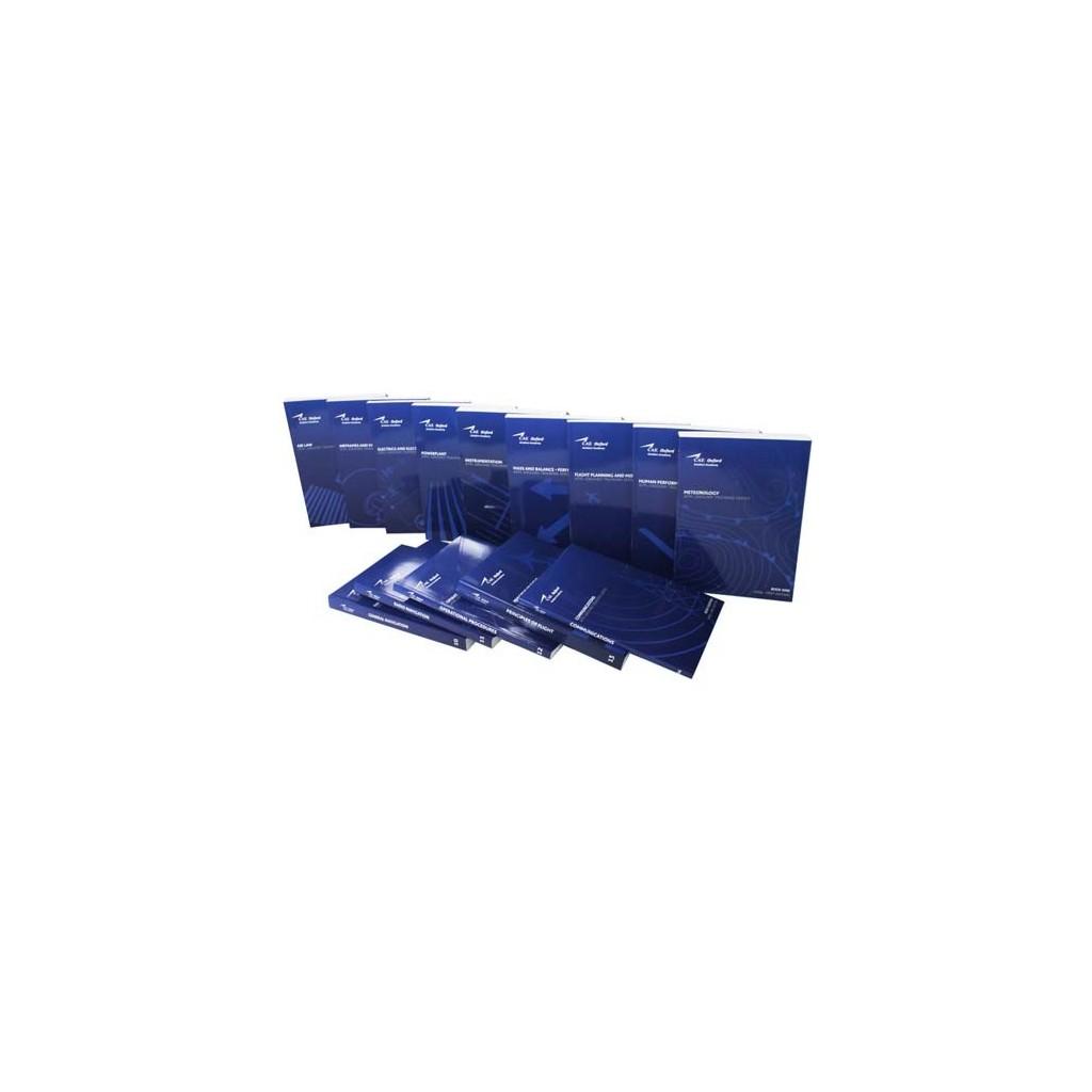 Oxford Aviation JAA/EASA ATPL Training Manuals