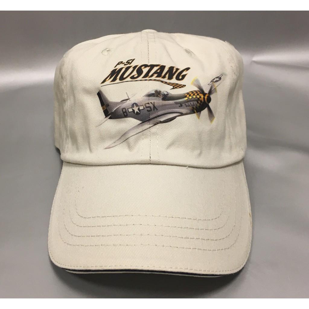 Cappellino P-51 Mustang