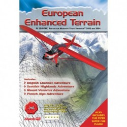 European Enhanced Terrain