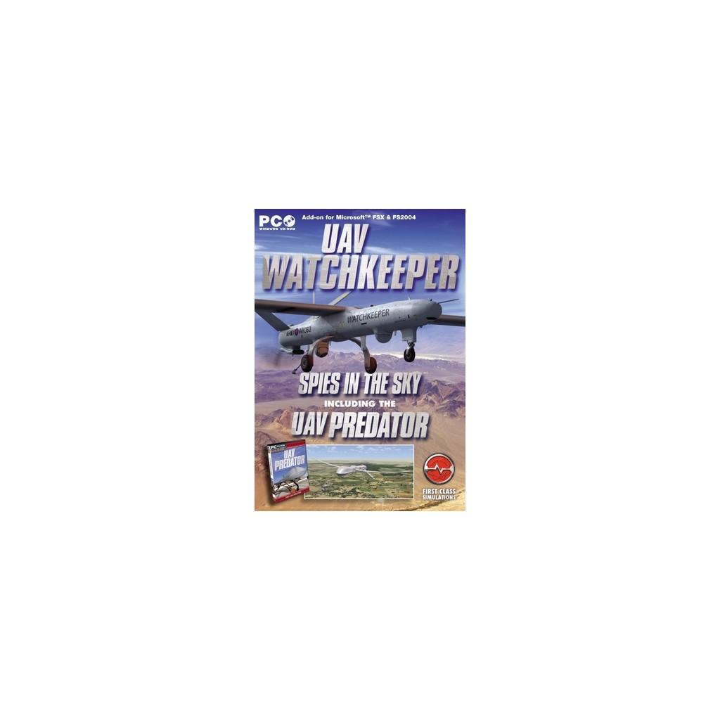 UAV Watchkeeper