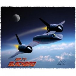 SR-71 Classic Flight Collection Tshirt