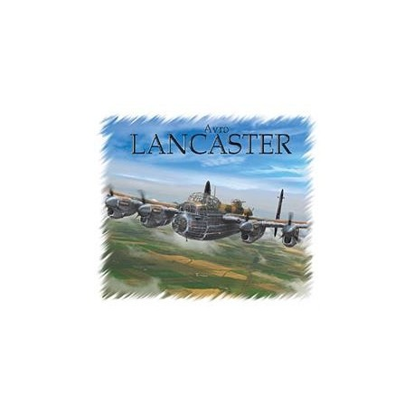 Avro Lancaster Classic Flight Collection T-shirt