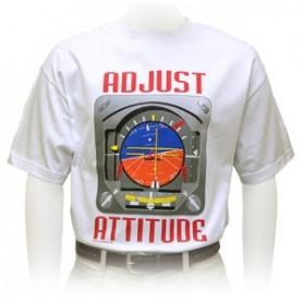 Adjust attitude T-shirt