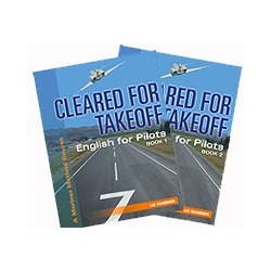 Cleared for takeoff - English for Pilot - book 1 e 2