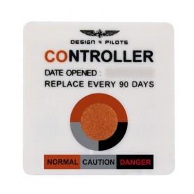 Confezione da 6 - Rilevatore CO Pilot Controller
