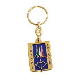 Portachiavi metallo 3 Frecce Tricolori