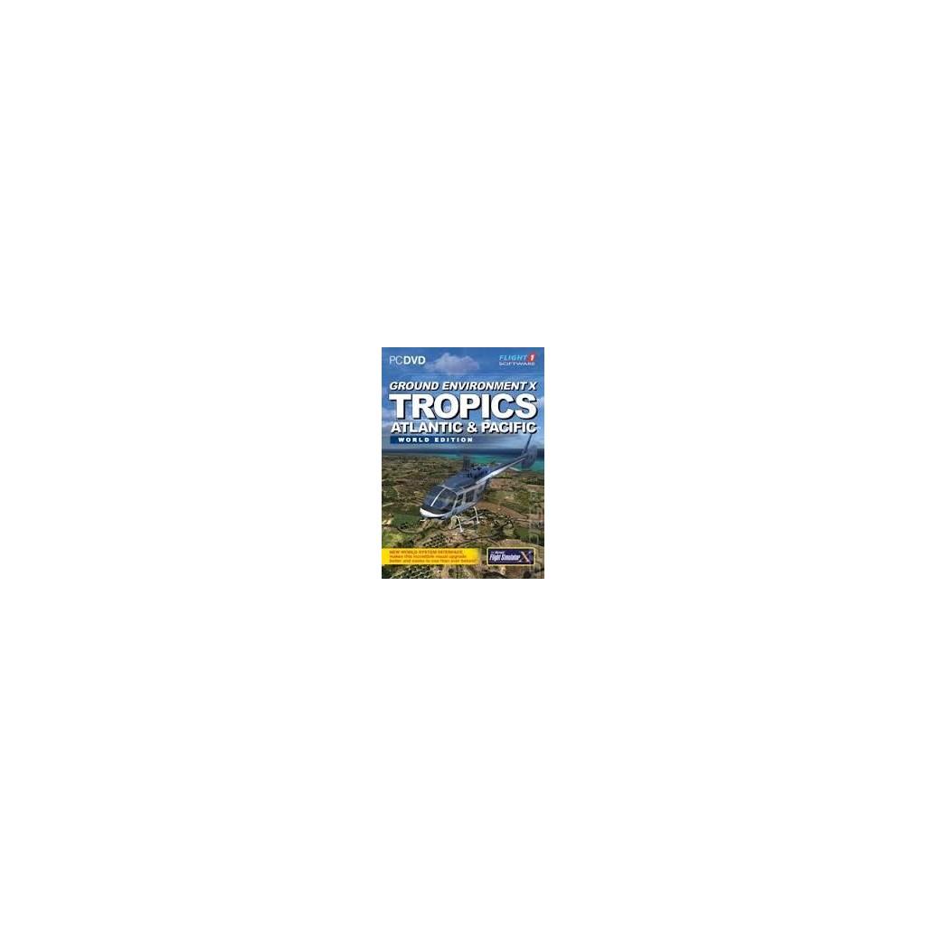 Ground environment X Tropics Atlantic & Pacific