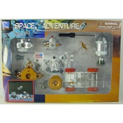 Space Adventure - Lunar Rover