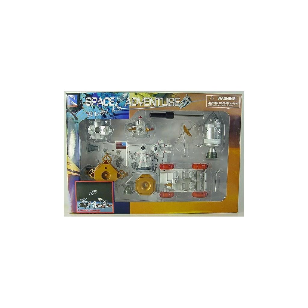 Space Adventure - Lunar Rover