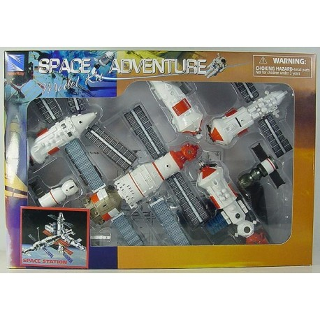 Space Adventure - Space Station