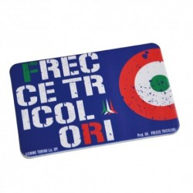 Magnete in metallo Frecce Tricolori 2