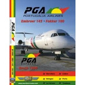 PGA - Embraer 145 - Fokker 100