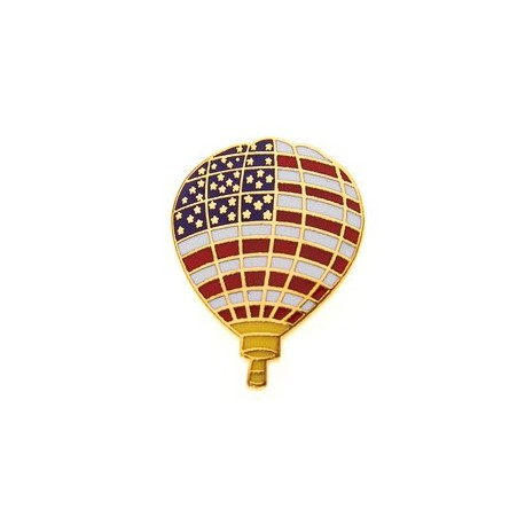 Spilla Mongolfiera USA