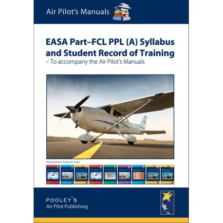 BTT105 (1) EASA PARTFCL PPL (A) SYLLABUS AND STUDENT RECORD OF TRAINING