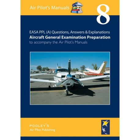 BTT180 VOLUME 8 Q&A AIRCRAFT GENERAL EXAMINATION PREPARATION