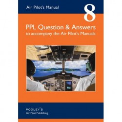 BTT080 APM 8 PPL QUESTION & ANSWERS TO ACCOMPANY THE AIR PILOT'S MANUALS