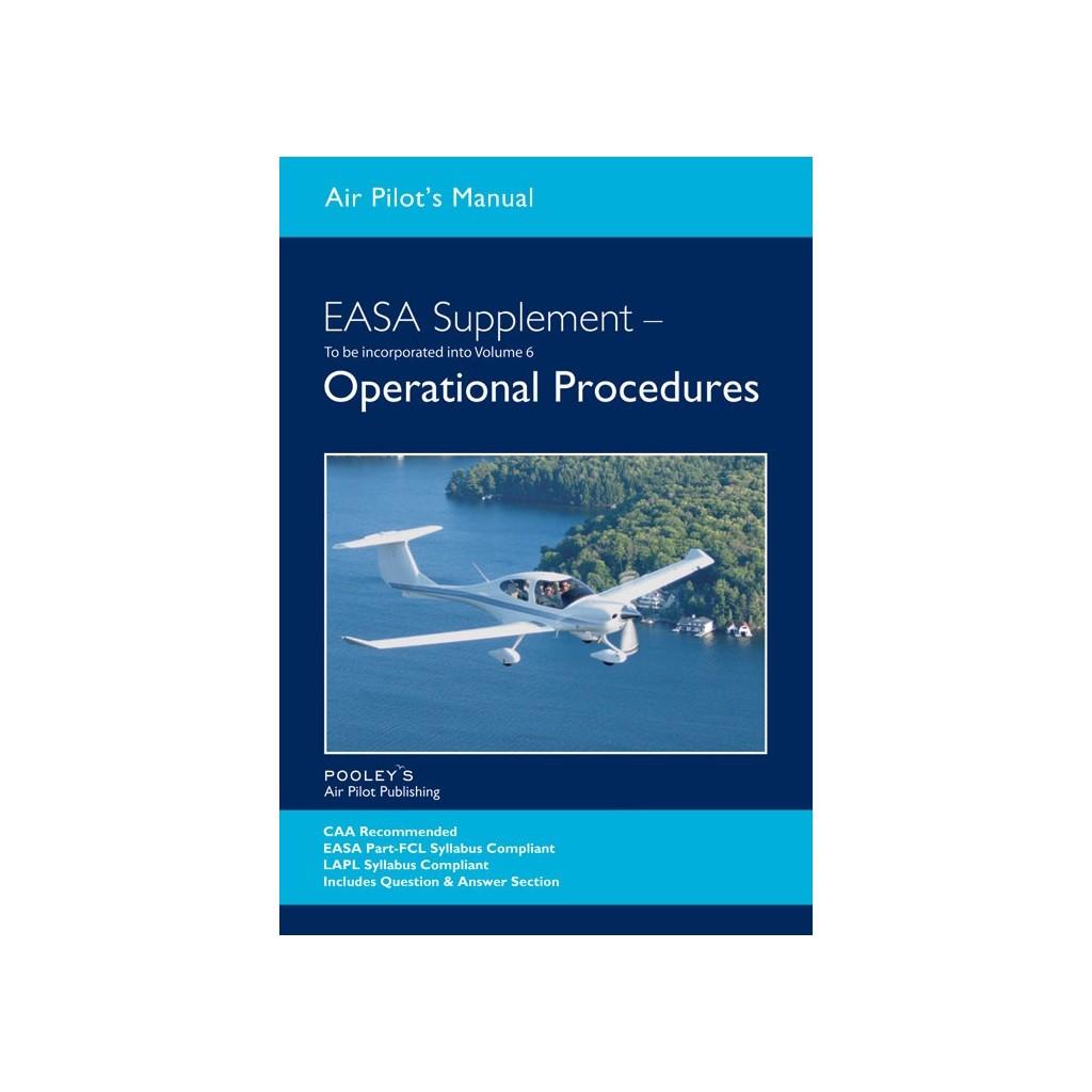 BTT020S APM NEW EASA OPERATIONAL PROCEDURES