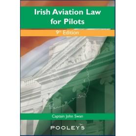 BJS01 IRISH AVIATION LAW FOR PILOTS - 9TH EDITION, SWAN