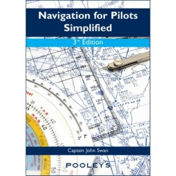 BJS06 NAVIGATION FOR PILOTS SIMPLIFIED, 3RD EDITION - JOHN SWAN