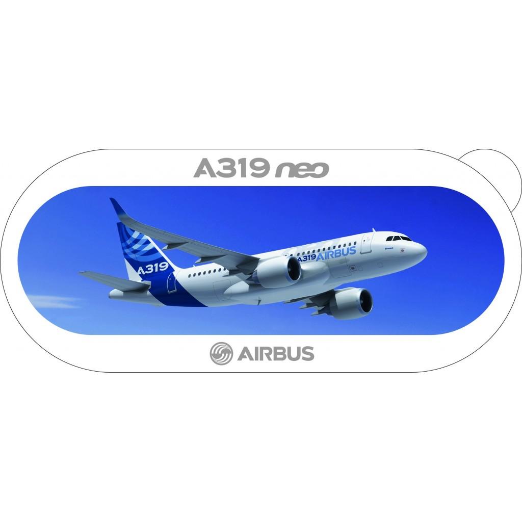 Adesivo Airbus A319neo
