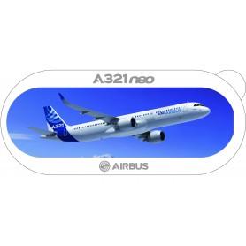 Adesivo Airbus A321neo