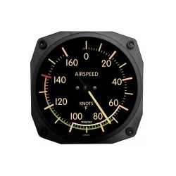Termometro da parete Air Speed Indicator Vintage
