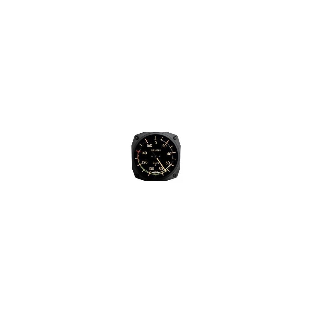 Termometro da parete Air Speed Indicator Vintage