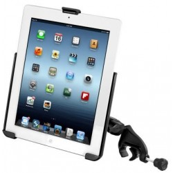 SUPPORTO A MORSETTA YOKE MOUNTING RAM-MOUNT PER APPLE iPad 2/3/4