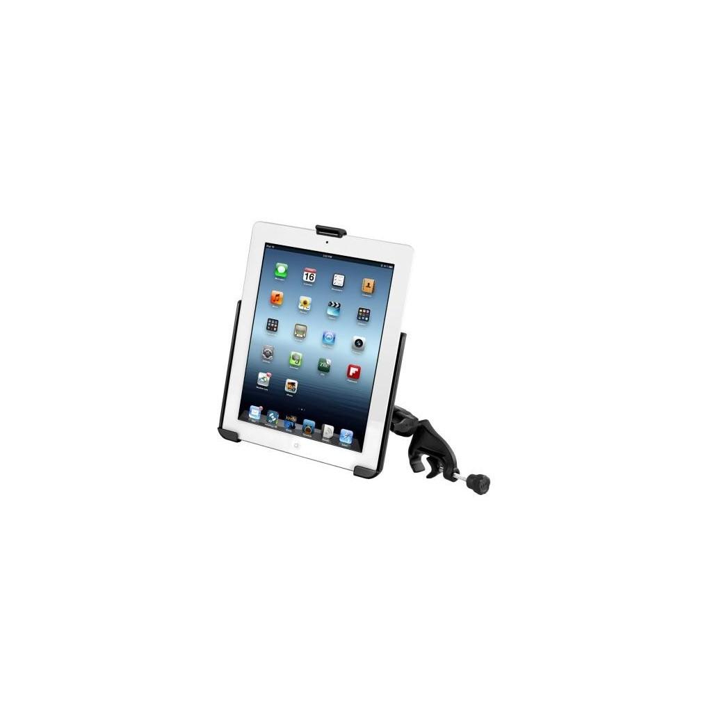 SUPPORTO A MORSETTA YOKE MOUNTING RAM-MOUNT PER APPLE iPad 2/3/4