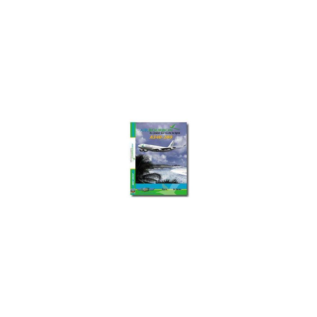 AIR BOURBON A340-200