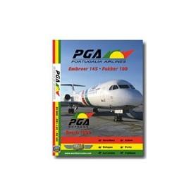 PORTUGALIA AIRLINES Embraer 145 Fokker 100