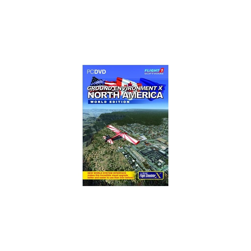 Ground Environment X North America