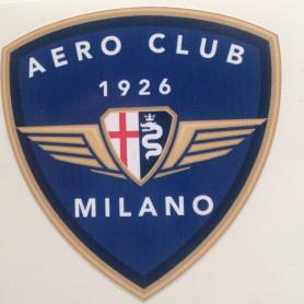 Adesivo Aero Club Milano