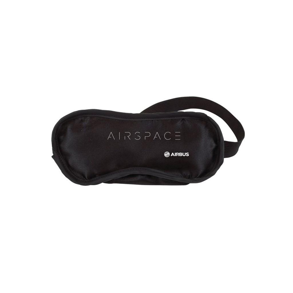 Mascherina copri occhi per dormire Airbus