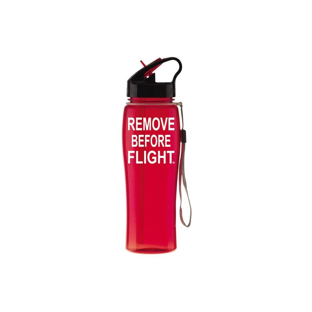 Borraccia REMOVE BEFORE FLIGHT
