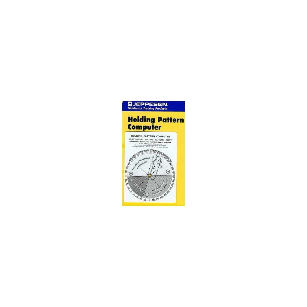 Holding Pattern Computer Jeppesen