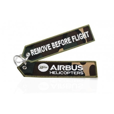 Portachiavi Remove Before Flight - Airbus Helicopters