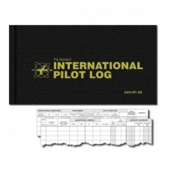 International Pilot Logbook ASA