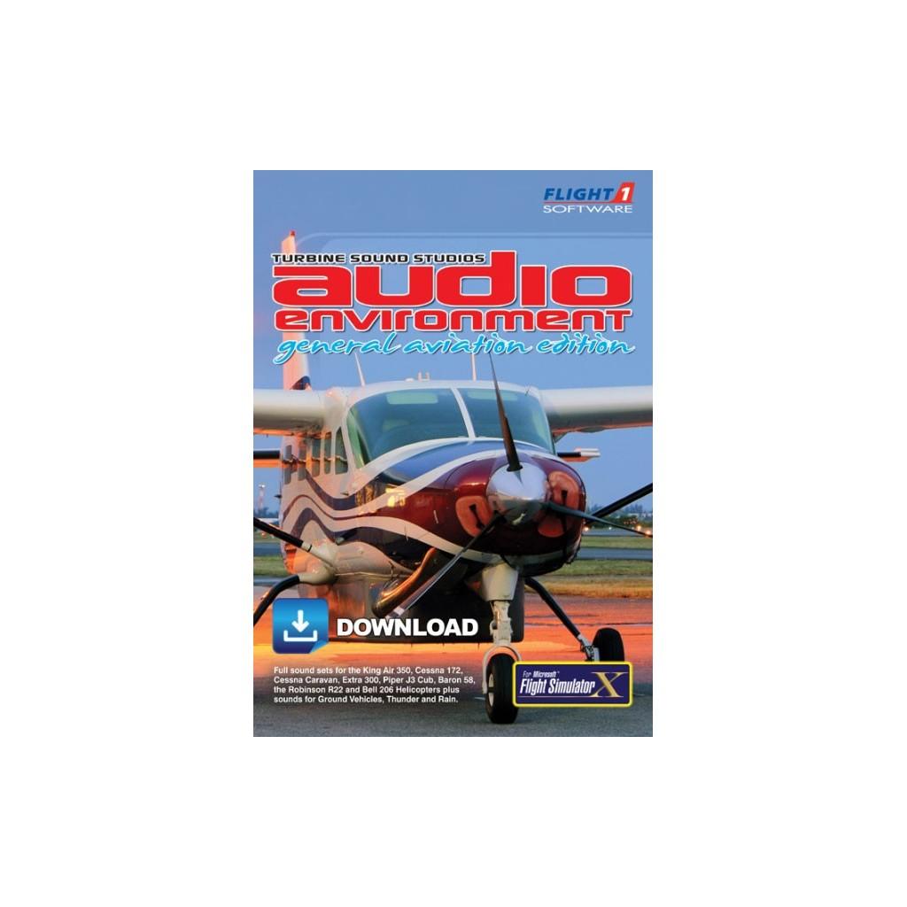 Audio Envroment General Aviation Edition