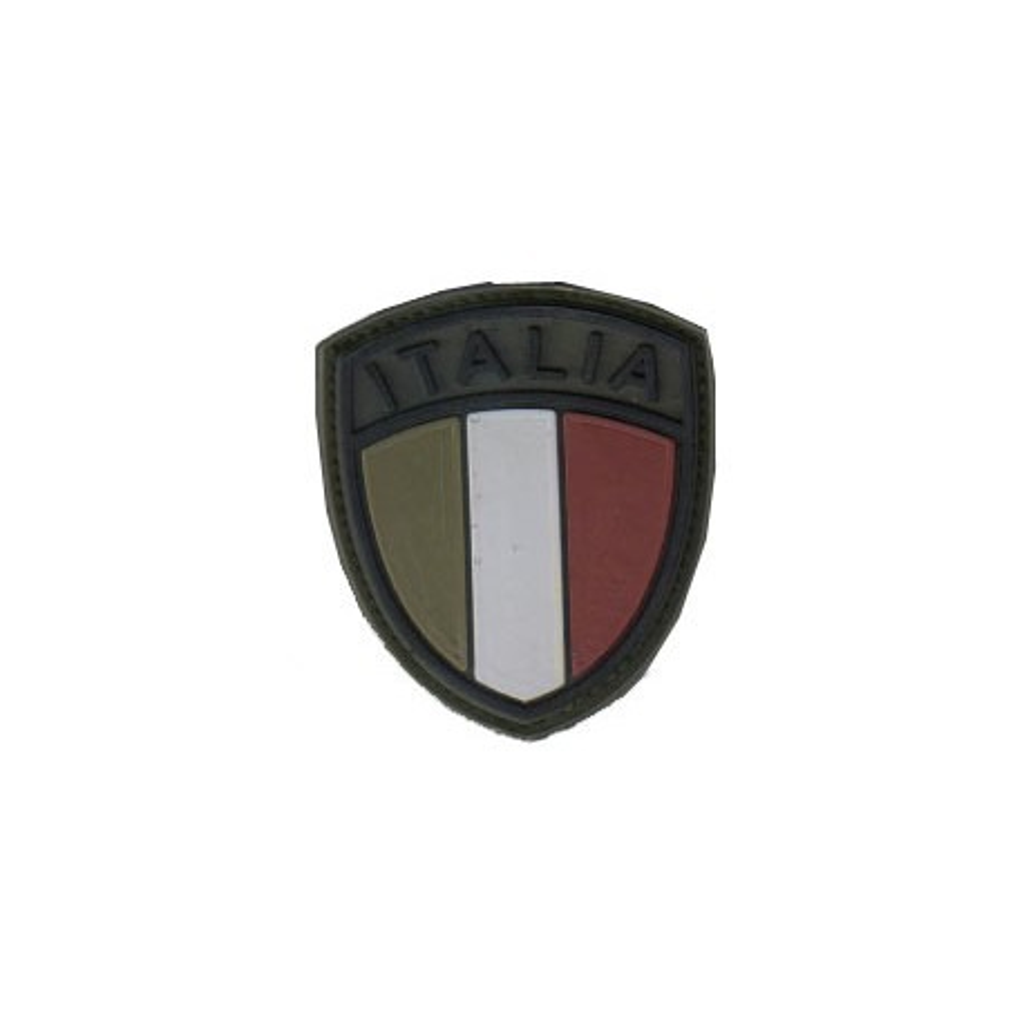 Scudetto Italia Low Visibility