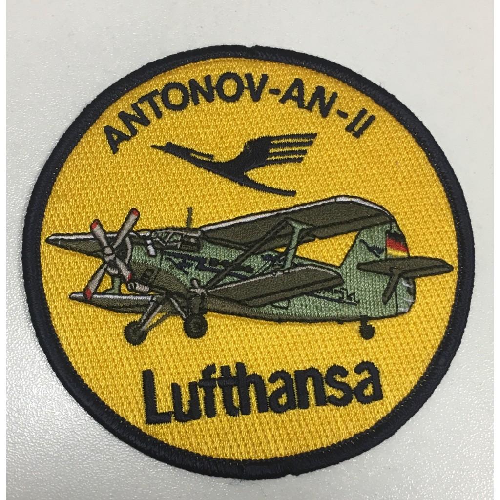 Antonov AN II - Lufthansa