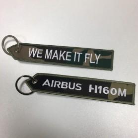 "Portachiavi Airbus H160 ""WE MAKE IT FLY"""