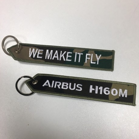 "Portachiavi Airbus H160 ""WE MAKE IT FLY"""