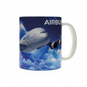 """Tazza """"A380"""" Airbus"""