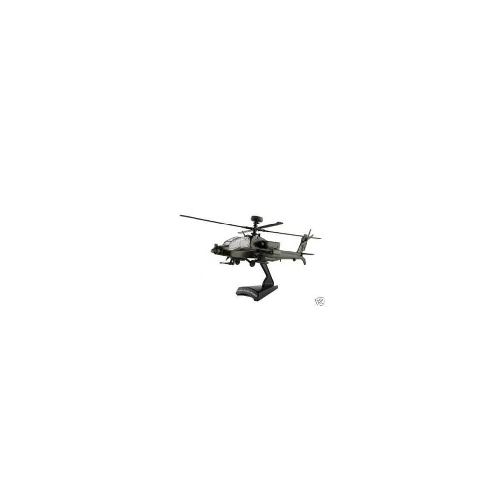 Modellino AH-64D Apache