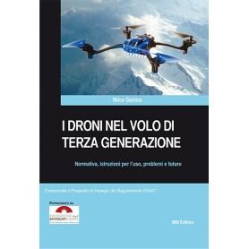 I droni nel volo di terza generazione