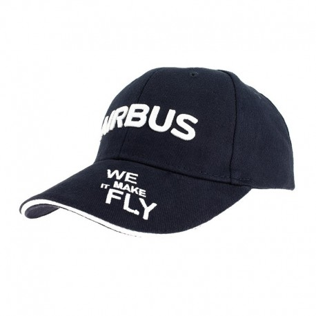"Cappellino Airbus ""We make it fly"""