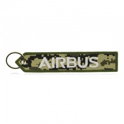 "Portachiavi Airbus militare ""We make in fly"""