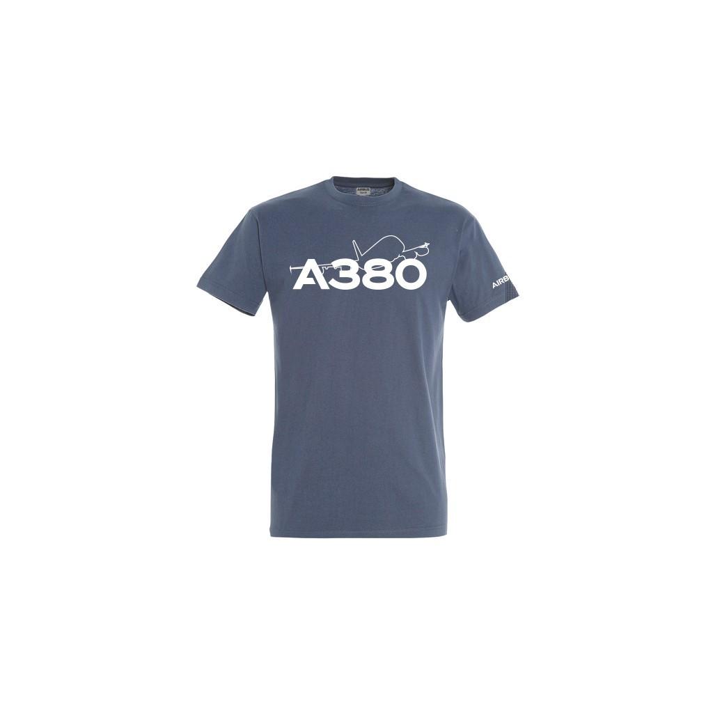 T-shirt uomo Airbus A380